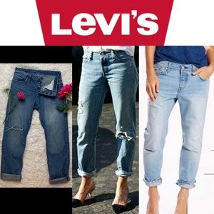Levi's 501 Buttonfly Wedgie Jean Urban Renewal